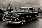1954 Desoto Powermaster - B&W by PhotosByHealy