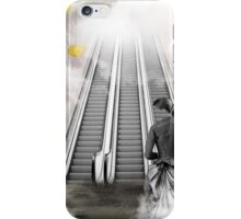Lights and Heaven's Escalator iPhone Case/Skin