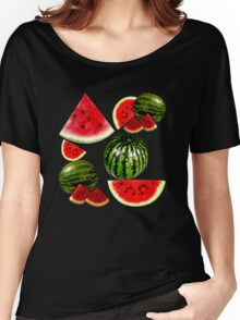 Watermelon Women's Relaxed Fit T-Shirt