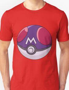 Pokemon Masterball Unisex T-Shirt