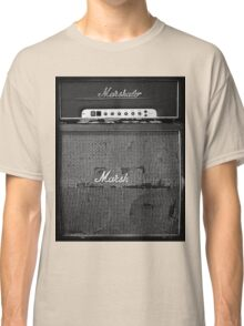 Vintage Marshall Stack Classic T-Shirt