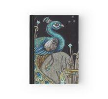 Mrs Peacock Hardcover Journal