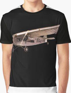 1933 Ford Tri-Motor Air Cargo II Graphic T-Shirt