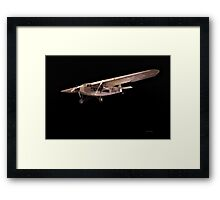 1933 Ford Tri-Motor Air Cargo II Framed Print