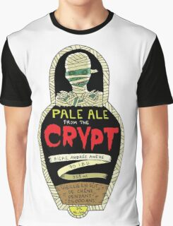 Pale ale from the crypt Graphic T-Shirt