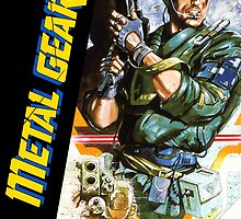 Metal Gear Original by lordfuckpants