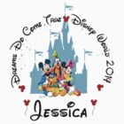 Custom Disney World ~Jessica by sweetsisters