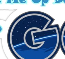 Pokemon go Go Sticker