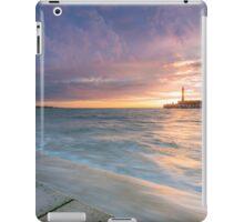 Margate sunset iPad Case/Skin