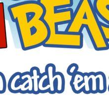 Fantastic Beasts - gotta catch 'em all Sticker
