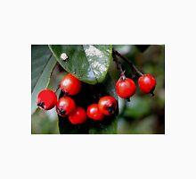 Wild Red Berries Unisex T-Shirt