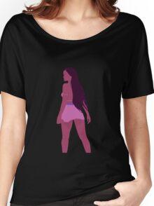 RIHANNA - WORK Women's Relaxed Fit T-Shirt
