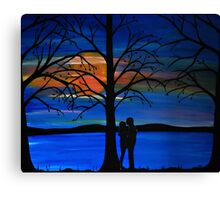 Forever Always Canvas Print