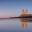 Reculver Reflected by Ian Hufton