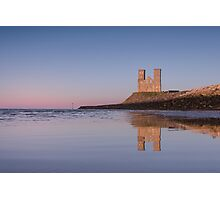 Reculver Reflected Photographic Print