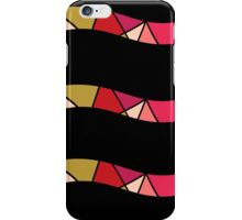 Colorful lines iPhone Case/Skin