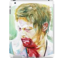 The Walking Dead Daryl Dixon iPad Case/Skin