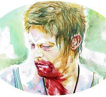 The Walking Dead Daryl Dixon by SpaceWaffle
