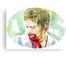 The Walking Dead Daryl Dixon Canvas Print