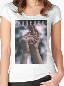 Porches Women's Fitted Scoop T-Shirt