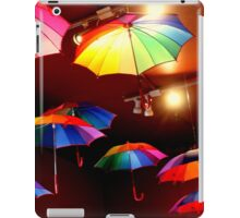The Rainbow Party Lights iPad Case/Skin