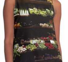 Mauro Frutta - Florence Contrast Tank