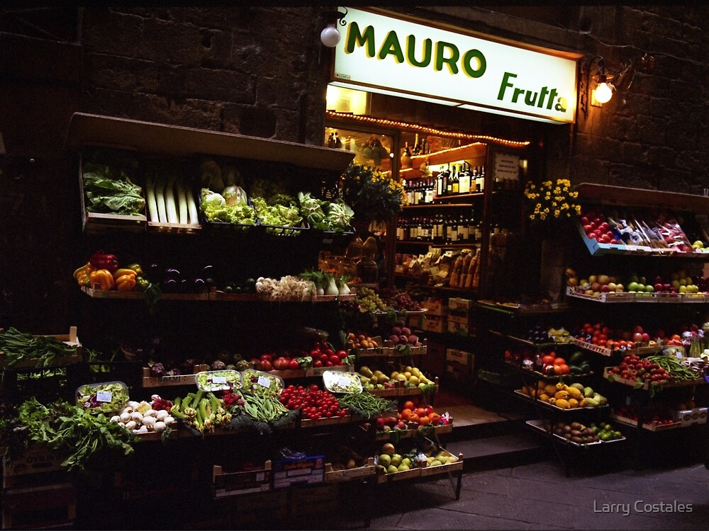 Mauro Frutta - Florence by Larry Costales