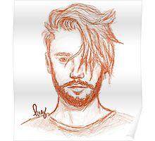 Justin Bieber Fan Art Poster