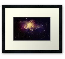 Oblivion. Framed Print