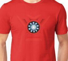 Tony's Arc Reactor Unisex T-Shirt