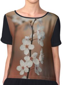 Spring Beauty Chiffon Top