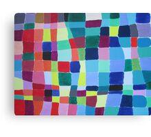 Estudio color Canvas Print