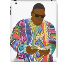 Biggie Smalls iPad Case/Skin