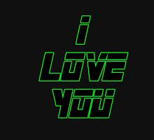 I Love You - METAL GEAR SOLID Classic T-Shirt