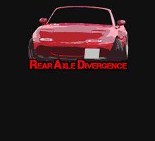 MX5 Drift Red Unisex T-Shirt