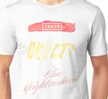 Troye Sivan TRXYE WILD Blue Neighborhood Unisex T-Shirt