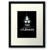 The Last Air BENDER Framed Print