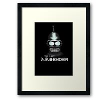 The Last Air BENDER Framed Print