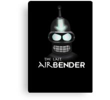 The Last Air BENDER Canvas Print