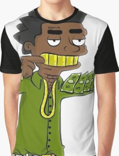 Kodak Black Graphic T-Shirt
