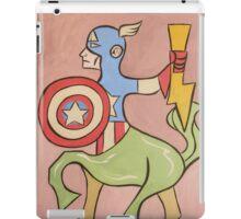 Centaur America iPad Case/Skin