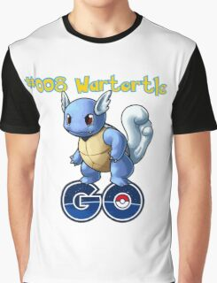 008 Wartortle GO! Graphic T-Shirt