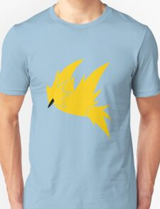 Team Instinct - Pokémon Go Unisex T-Shirt