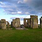 Stonehenge at Dusk by rrushton