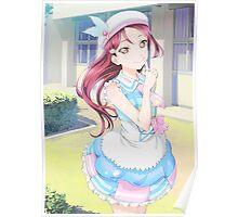 Sakurauchi Riko ♡ Poster