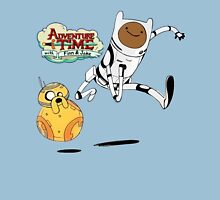 Adventure Time Finn and Jake Robot Unisex T-Shirt