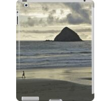 stick figure as still life iPad Case/Skin
