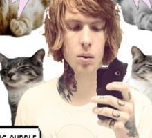 Alan Ashby; Ginger Cat Princess Sticker