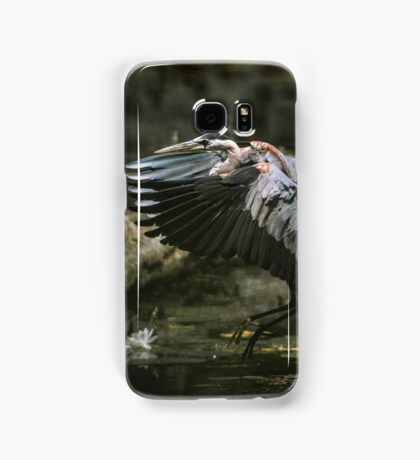 Coming In For A Landing Samsung Galaxy Case/Skin