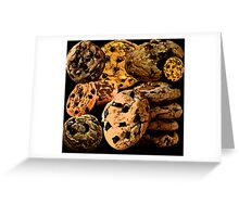 Chocolate Chip Cookies Greeting Card